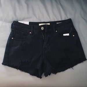 Pacsun high rise festival shorts